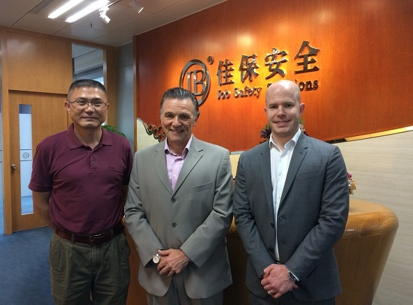 Matrix Risk Control tie up China contract