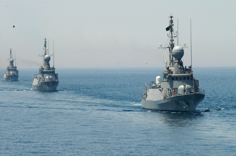 The Saudi Navy