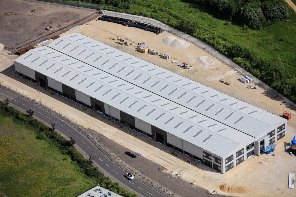 Balmoral Tanks' new facility in Yorkshire