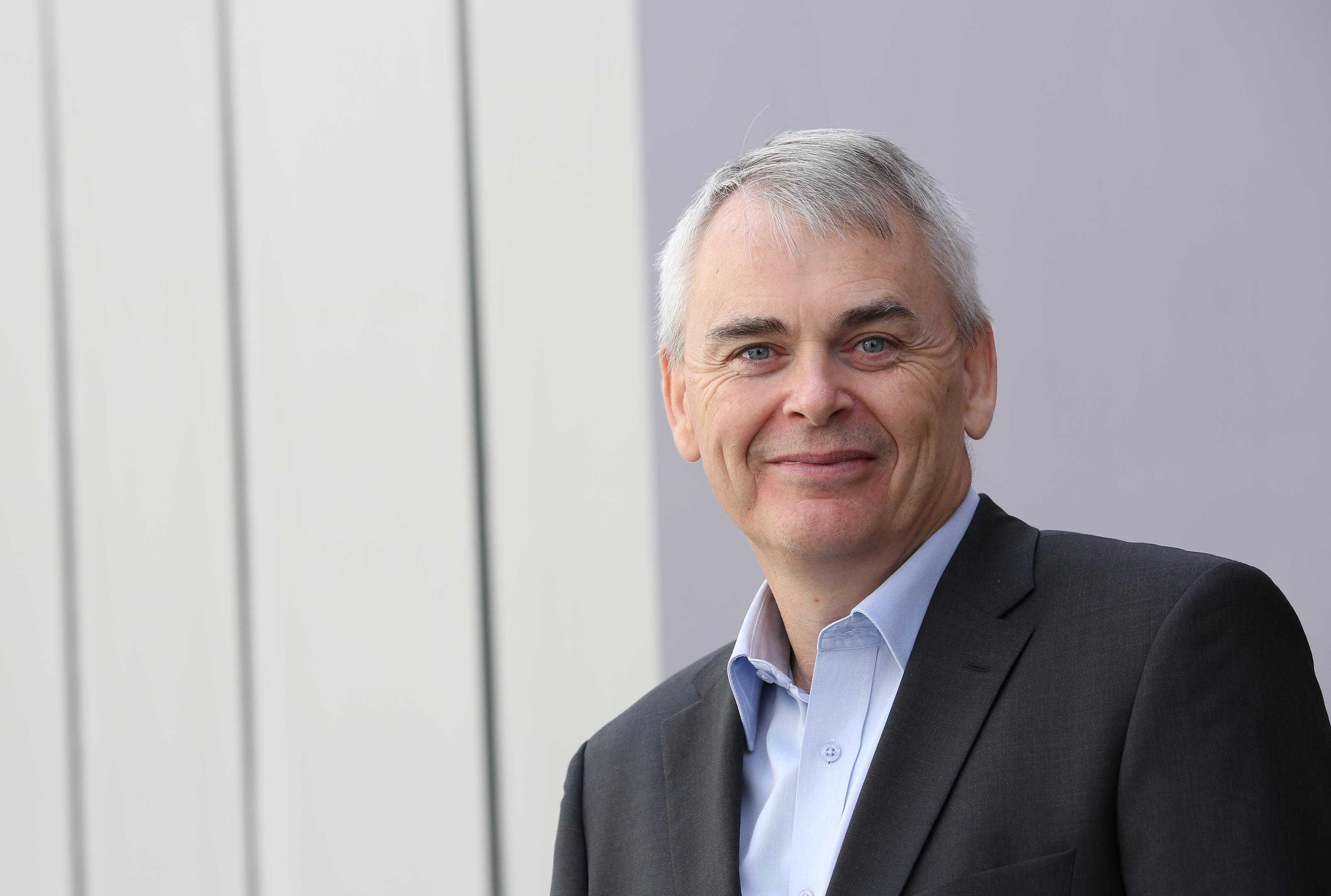 Expro EVP Alistair Geddes