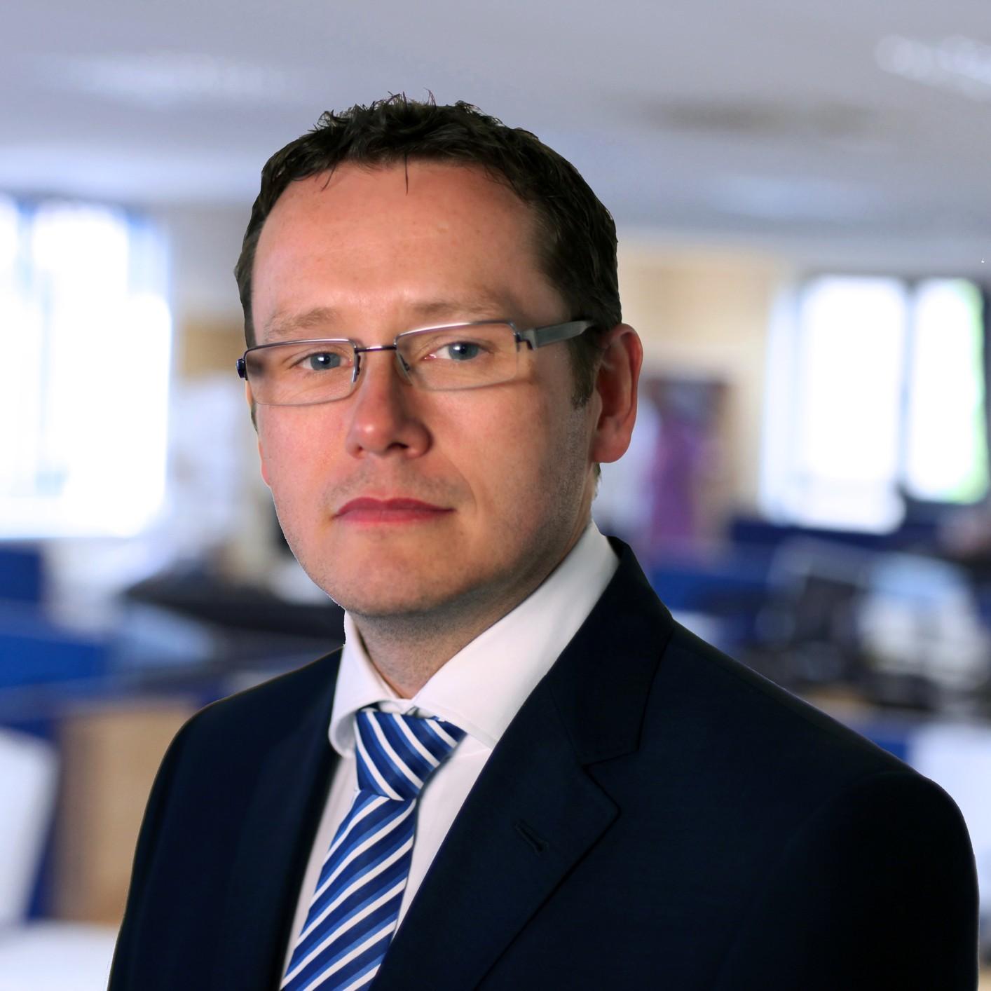 George Morrison, managing director of Aquaterra Energy