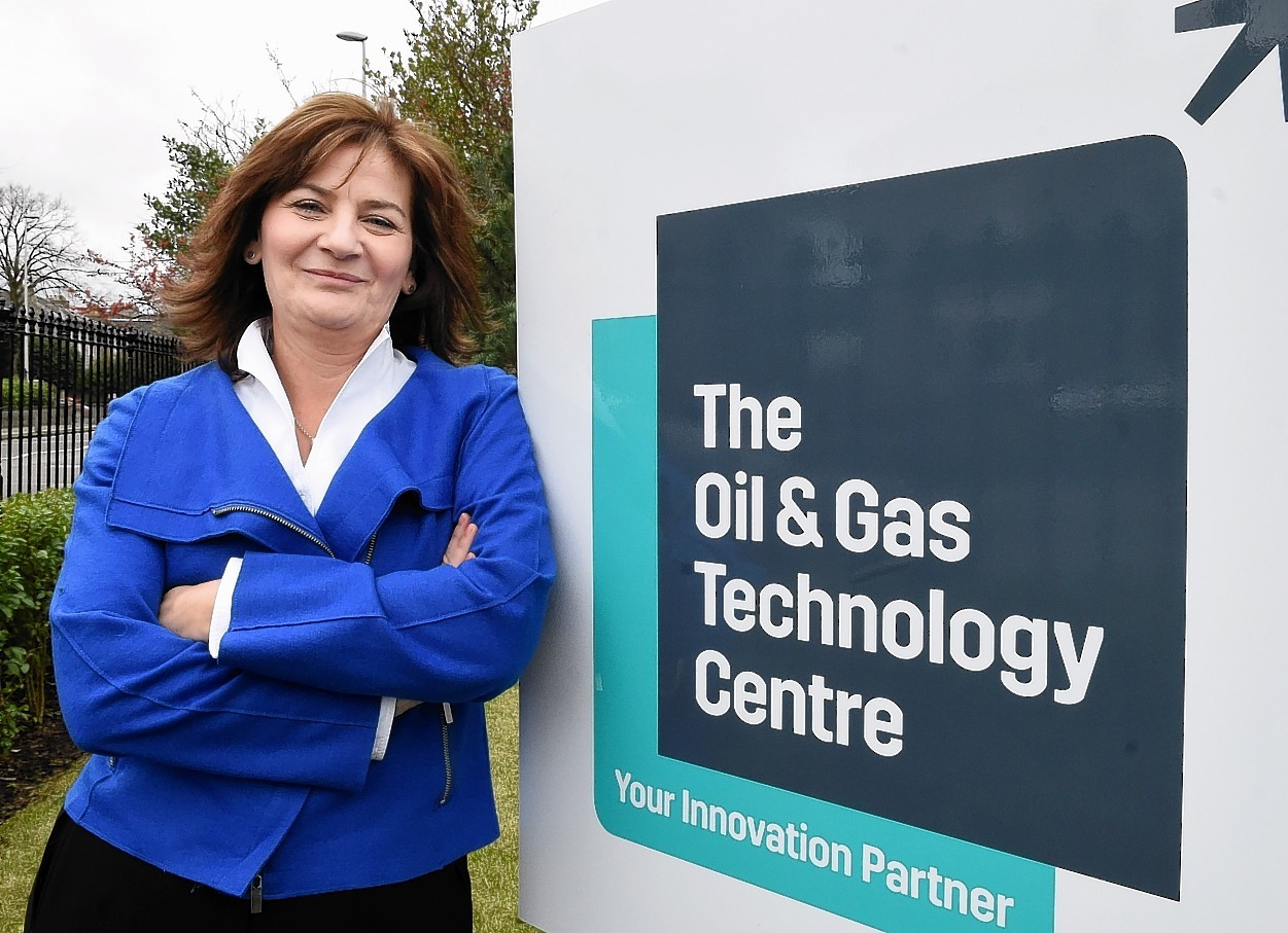 Colette Cohen, CEO of Oil and Gas Technology Centre.