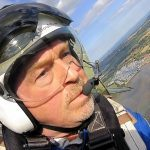 North Sea copter pilot shares story of illness
