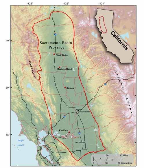 The Sacramento Basin.