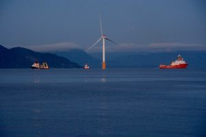 Equinor continues foray into floating wind with new North Sea partnership