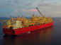 The FLNG facility for Shell's Prelude project off Australia