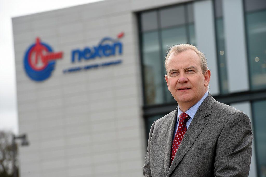 Ray Riddoch, UK Managing Director & Senior Vice President Europe, Nexen