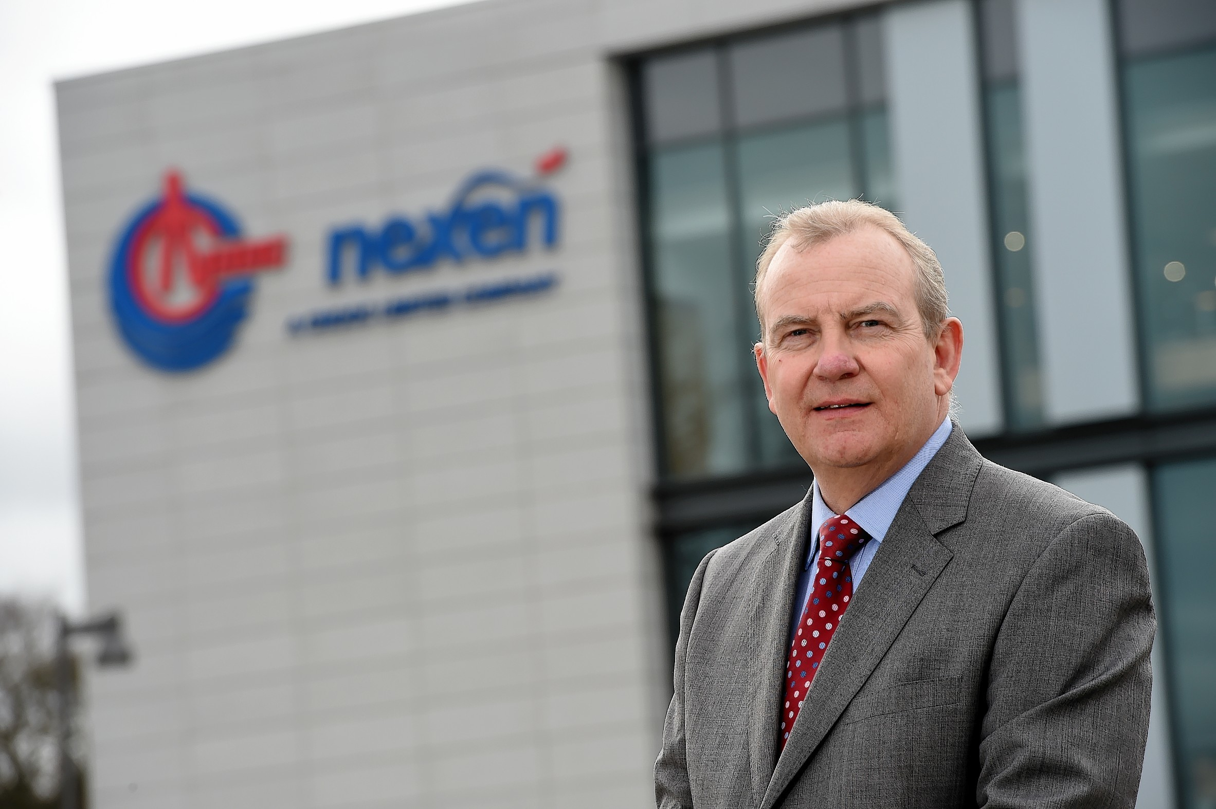 Ray Riddoch, UK Managing Director & Senior Vice President Europe, Nexen