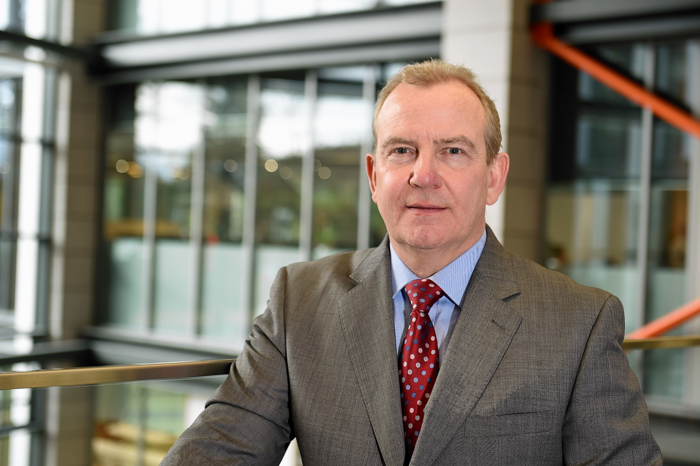 Ray Riddoch, Managing Director UK & Sr. VP Europe and Africa, CNOOC International