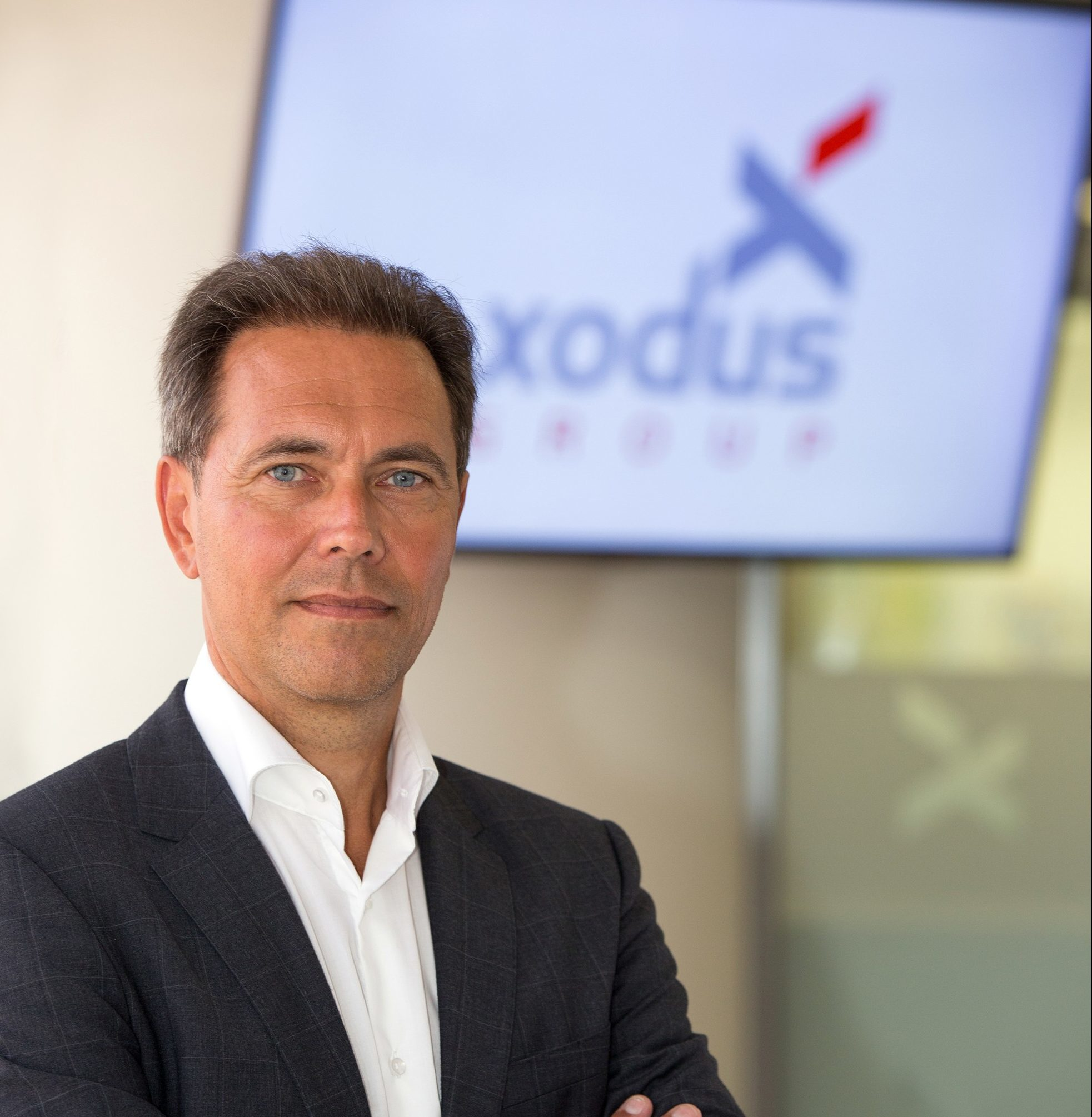 Xodus chief executive said Wim van der Zande