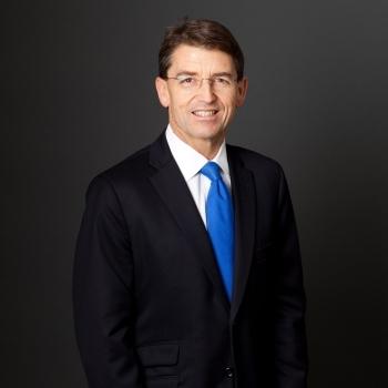 BP chief financial officer Brian Gilvary
