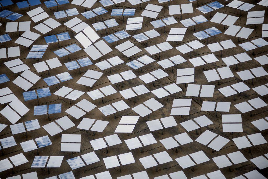 Solar news. Photographer: Jacob Kepler/Bloomberg