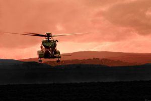 North Sea helicopter flights to reduce by up to 30% due to Covid-19 outbreak