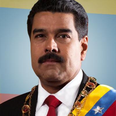 Venezuelan leader Nicolas Maduro