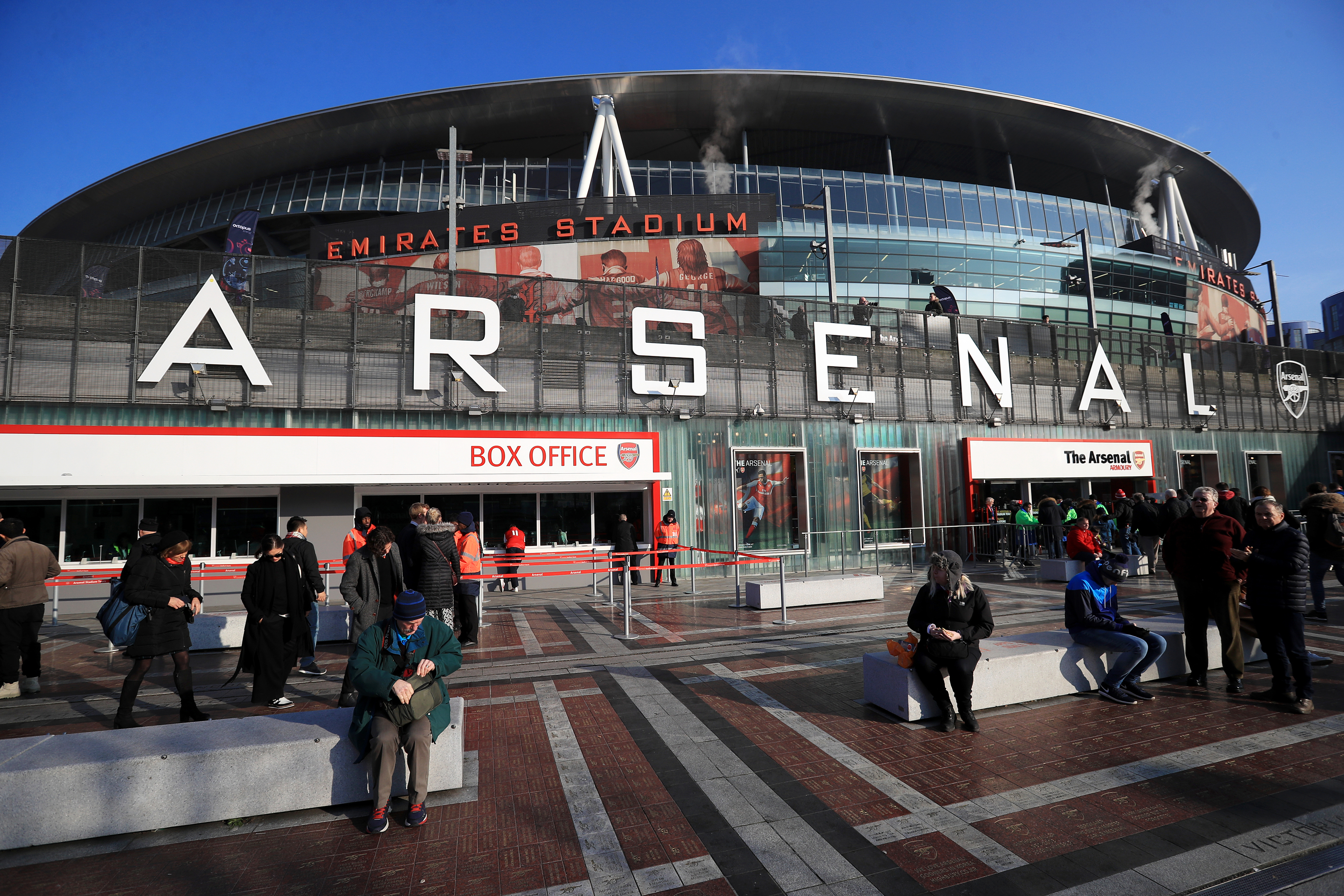 Arsenal Football club have vowed to go 100% renewable.