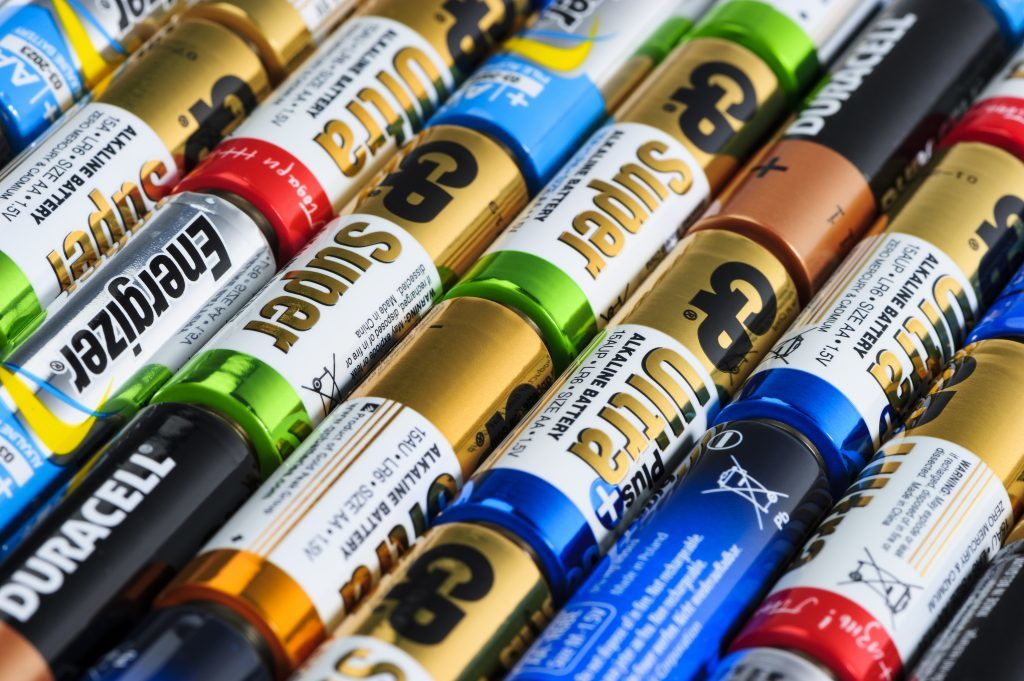 UK batteries will soon all be recycled in Scotland.