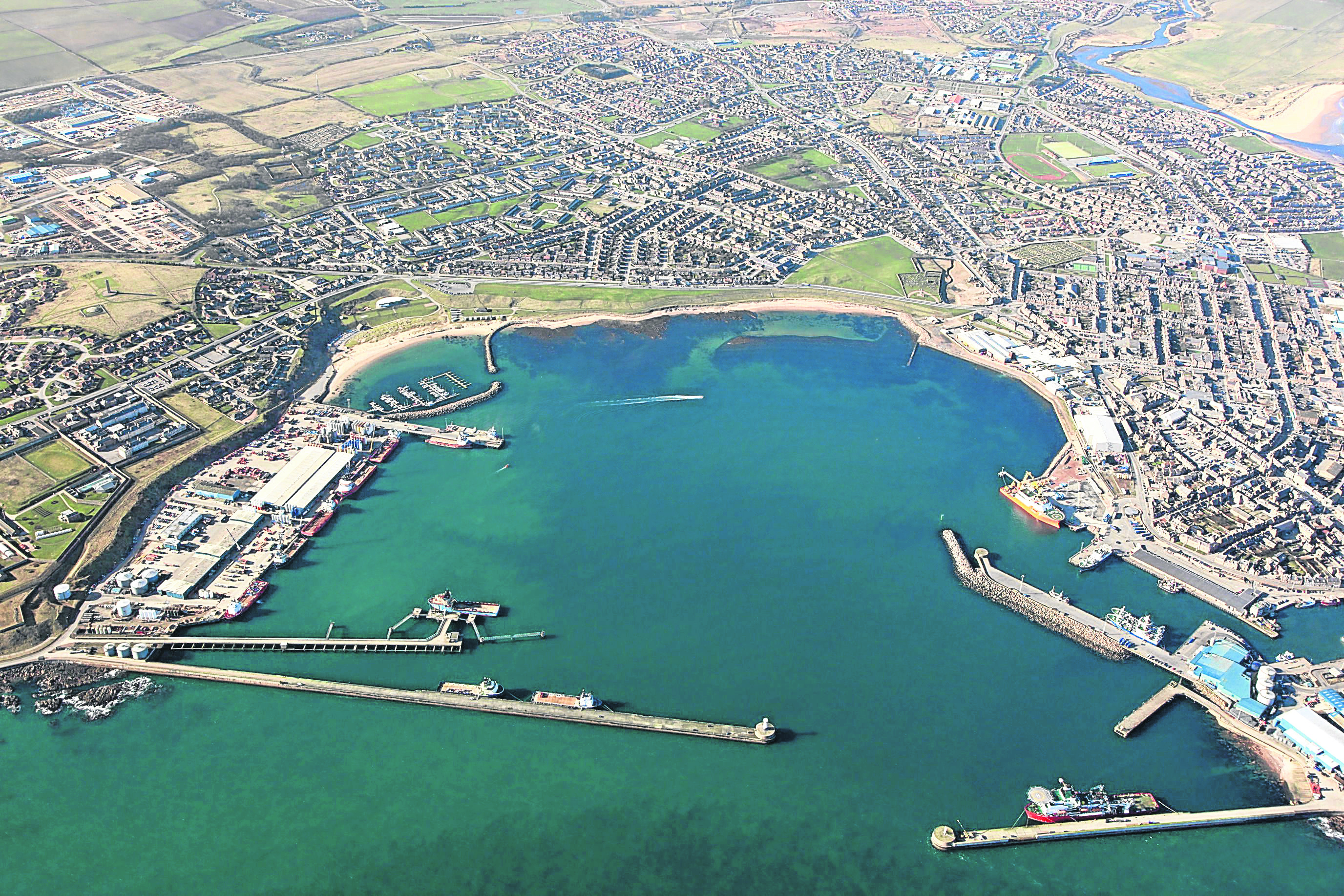 Deputy infrastructure boss warns £350million harbour expansion could threaten north-east ports.