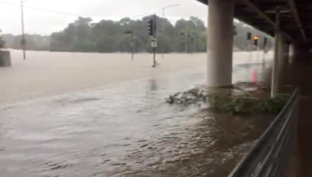 Hurricane Harvey aftermath.