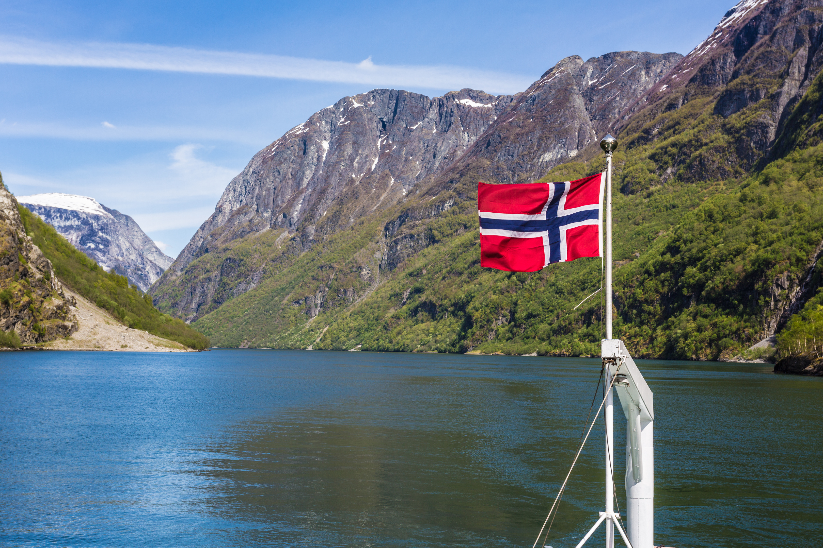 Norway sovereign wealth fund with move to renewable energy investment.