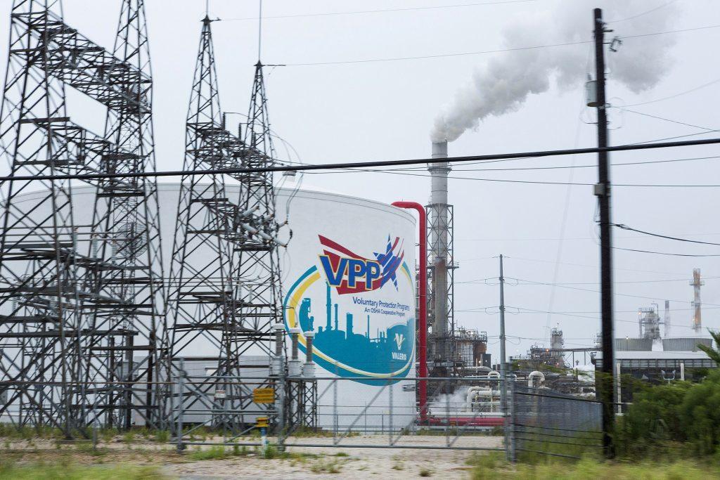 The Valero Energy Corp. Photographer: F. Carter Smith/Bloomberg