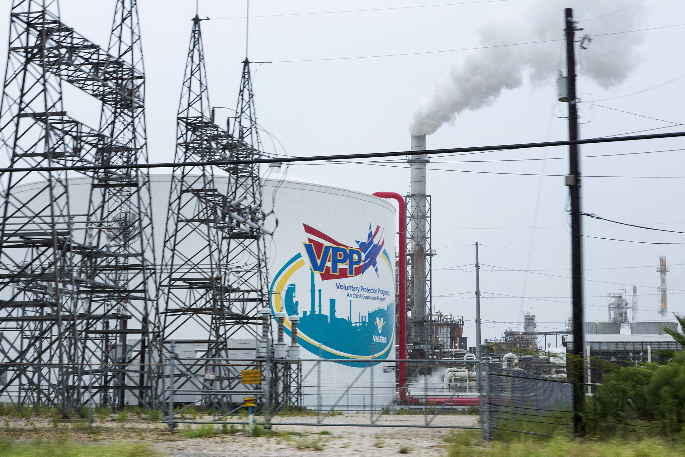 The Valero Energy Corp. Photographer: F. Carter Smith/Bloomberg