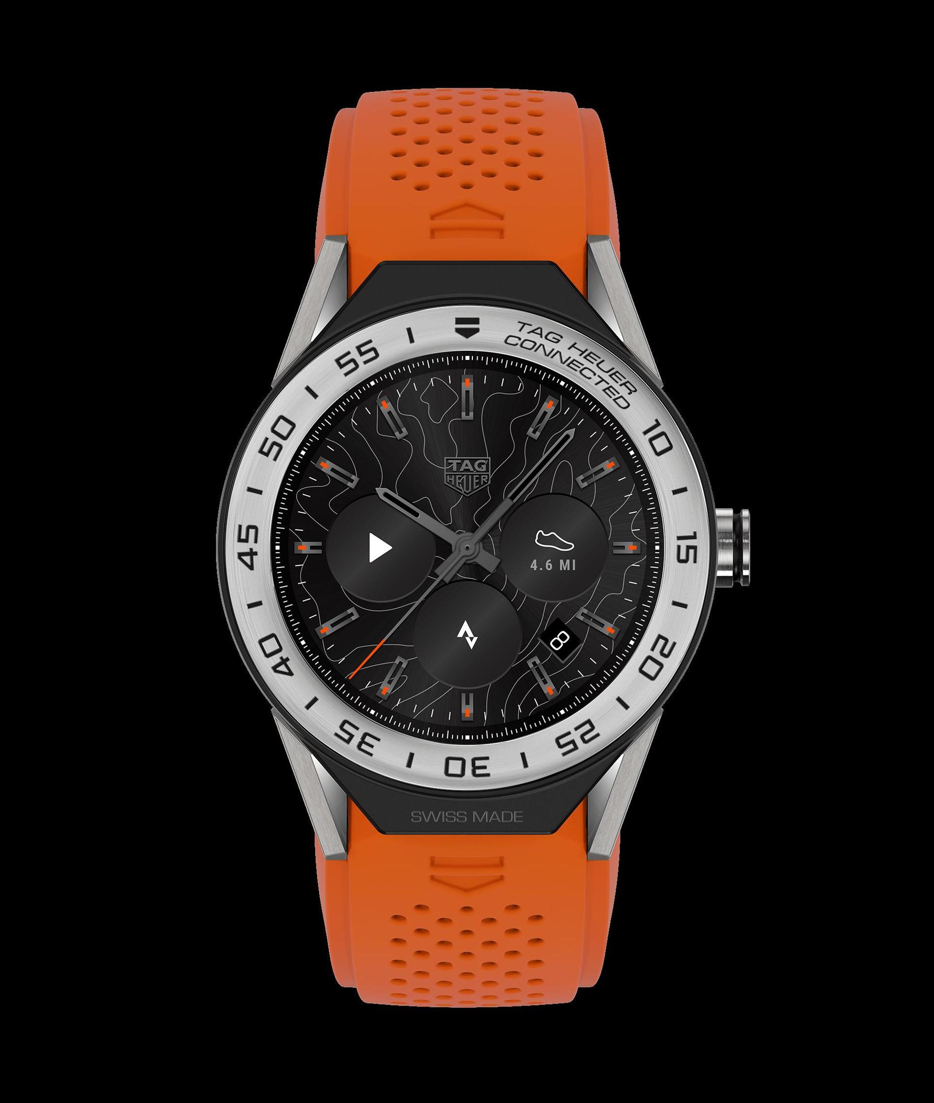 Win a Tag Heuer connected watch