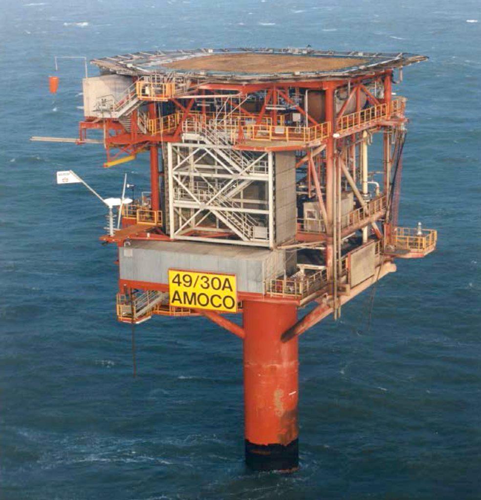 2012-08 Perenco Davy platform