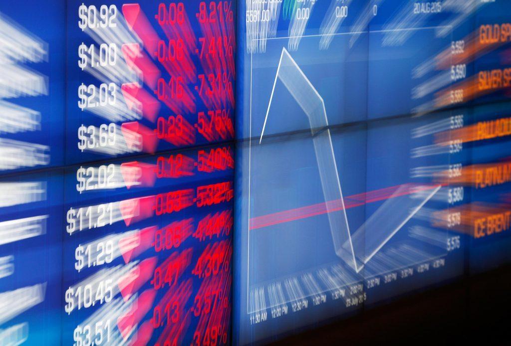 Markets news