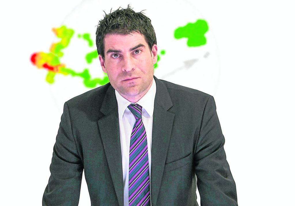 OPEX CEO Jamie Bennett