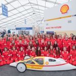 Energy course should 'give girls the confidence to step forward', say Shell