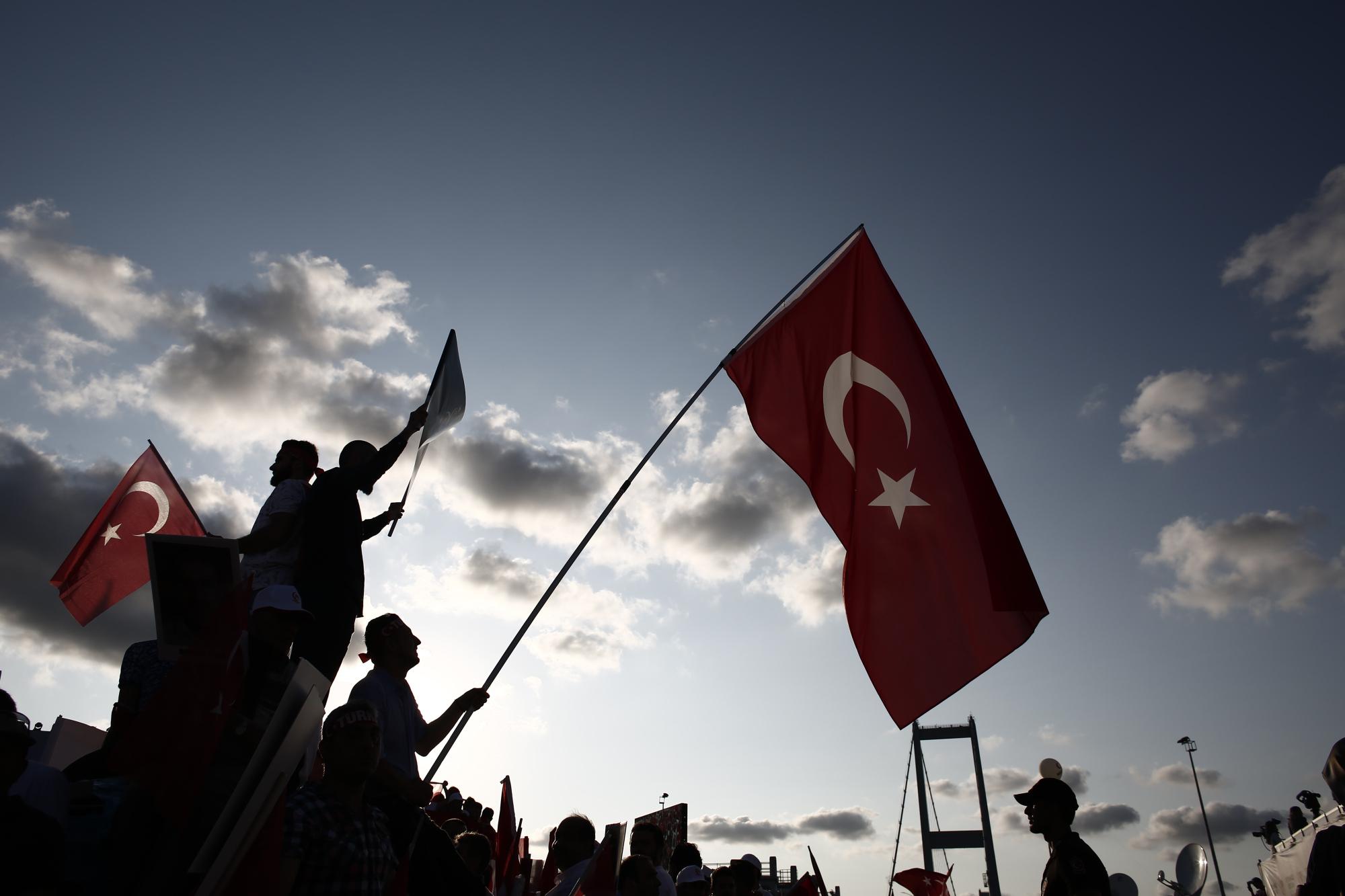 Turkey news.
