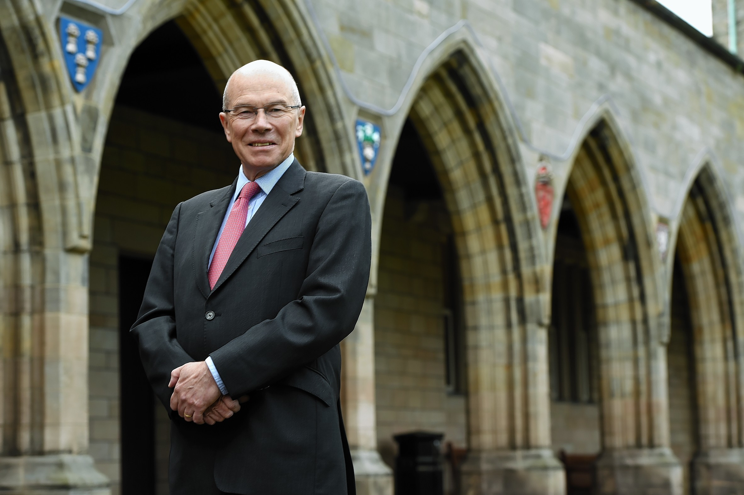Paul Warwick, executive director of Whalsay Energy