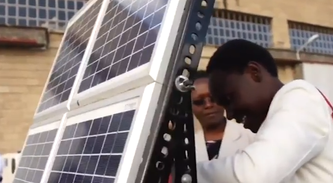 SERC is helping Kenya develop new ways to generate energy.