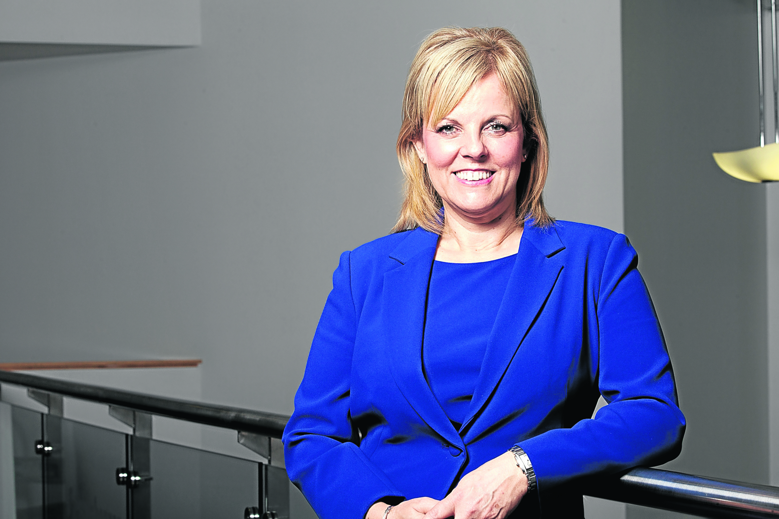 Michelle Handforth will take over at Aberdeen Harbour Board with a £375m expansion under way