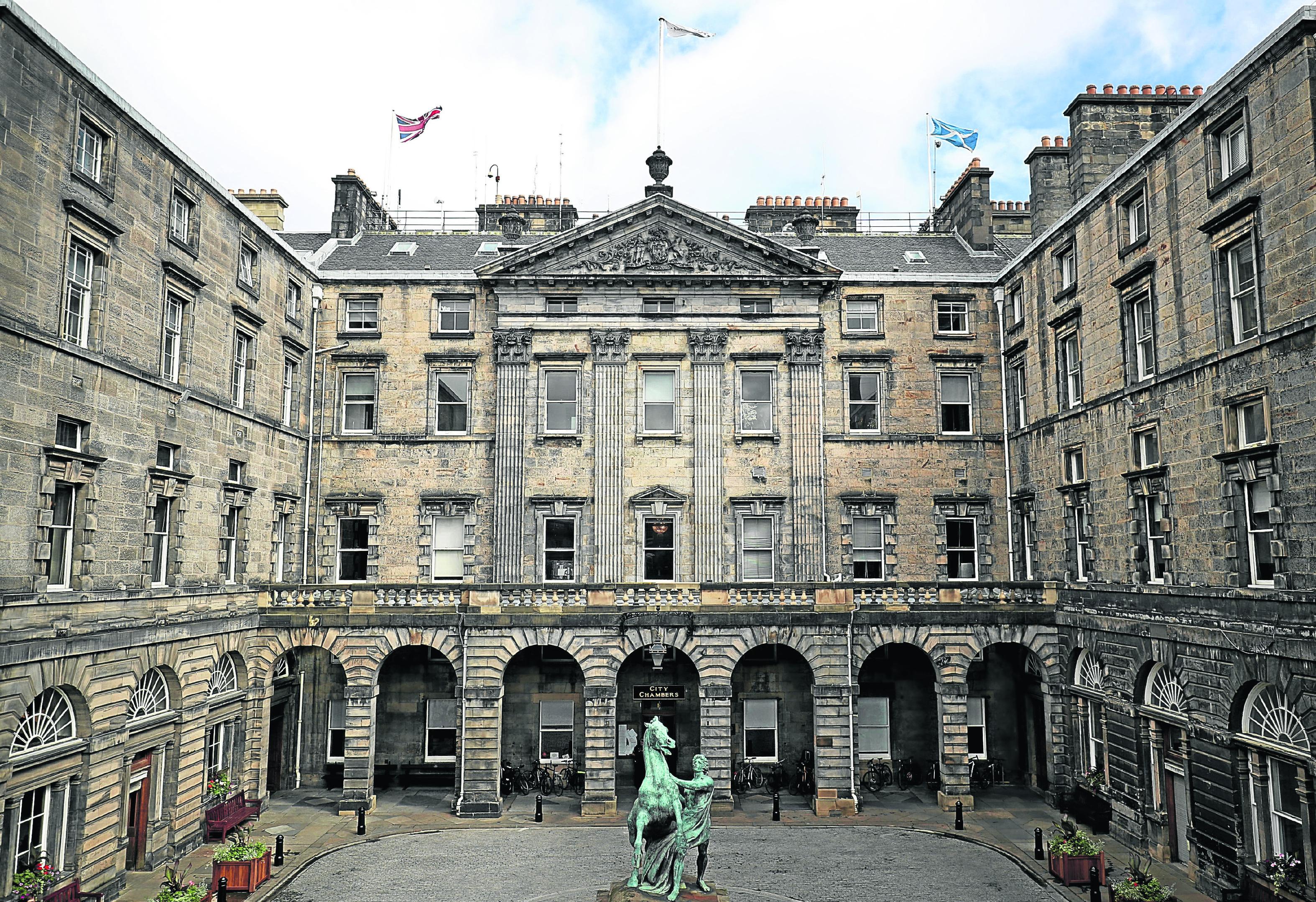 The Supreme Court in Scotland.