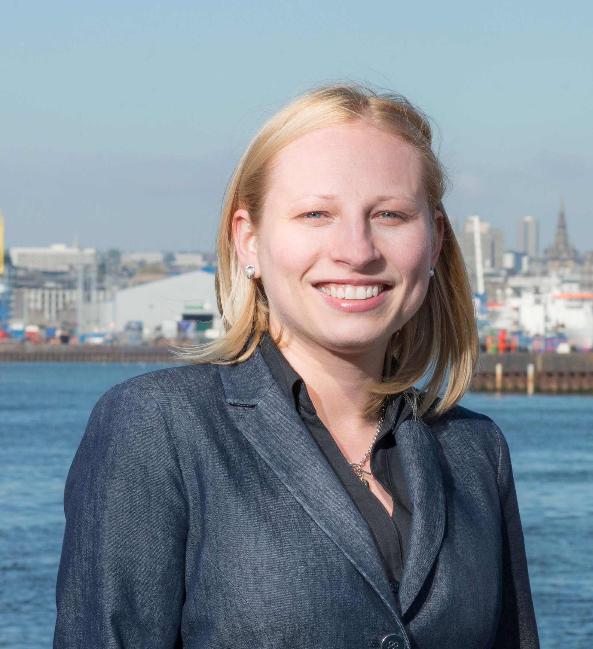 Aleksandra Tomaszek is chief operating officer of 1CSI, a subsea integrity consultancy. She is a member of the Project Management Institute and Institute of Directors.