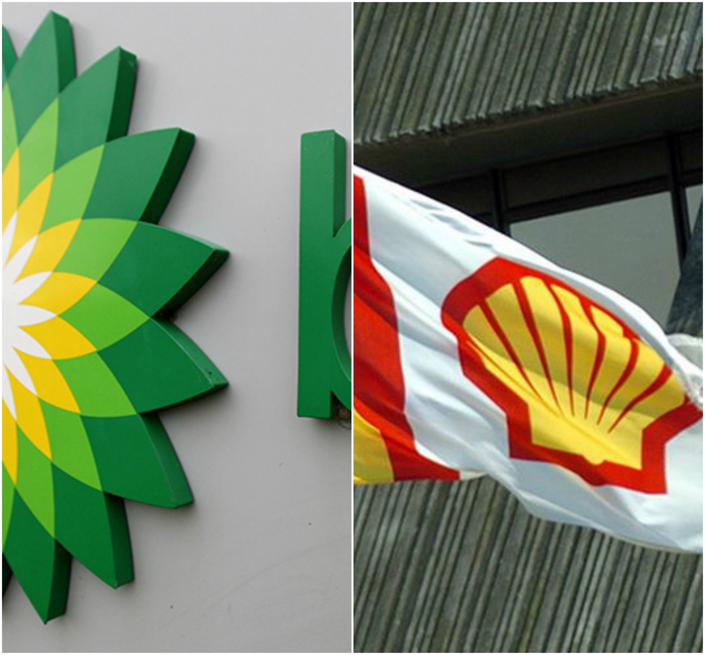 BP and Shell
