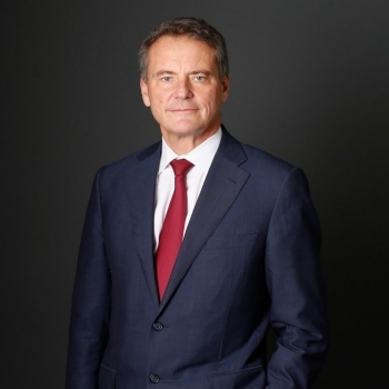 Carl-Henric Svanberg, outgoing chairman of oil giant BP