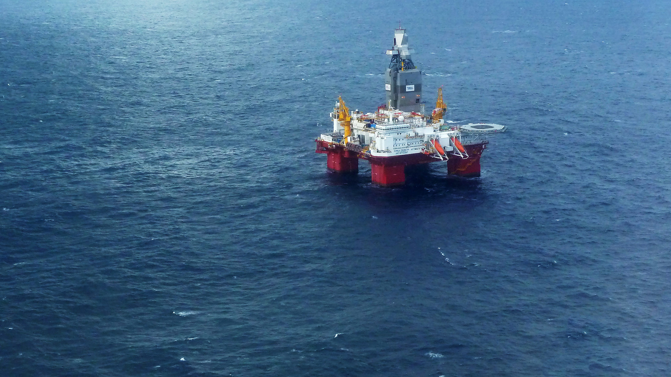 North Sea wellslot: Who is drilling what, where
