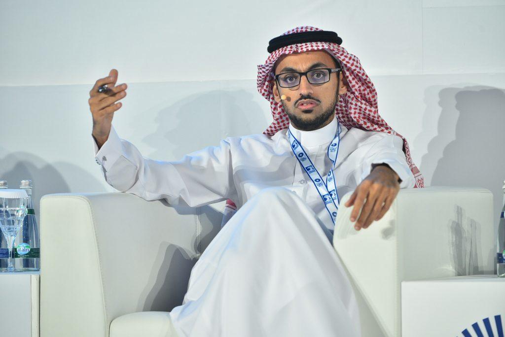Ibrahim Al Shamrani, executive director of operations at Saudi Arabia's National Cyber Security Center
