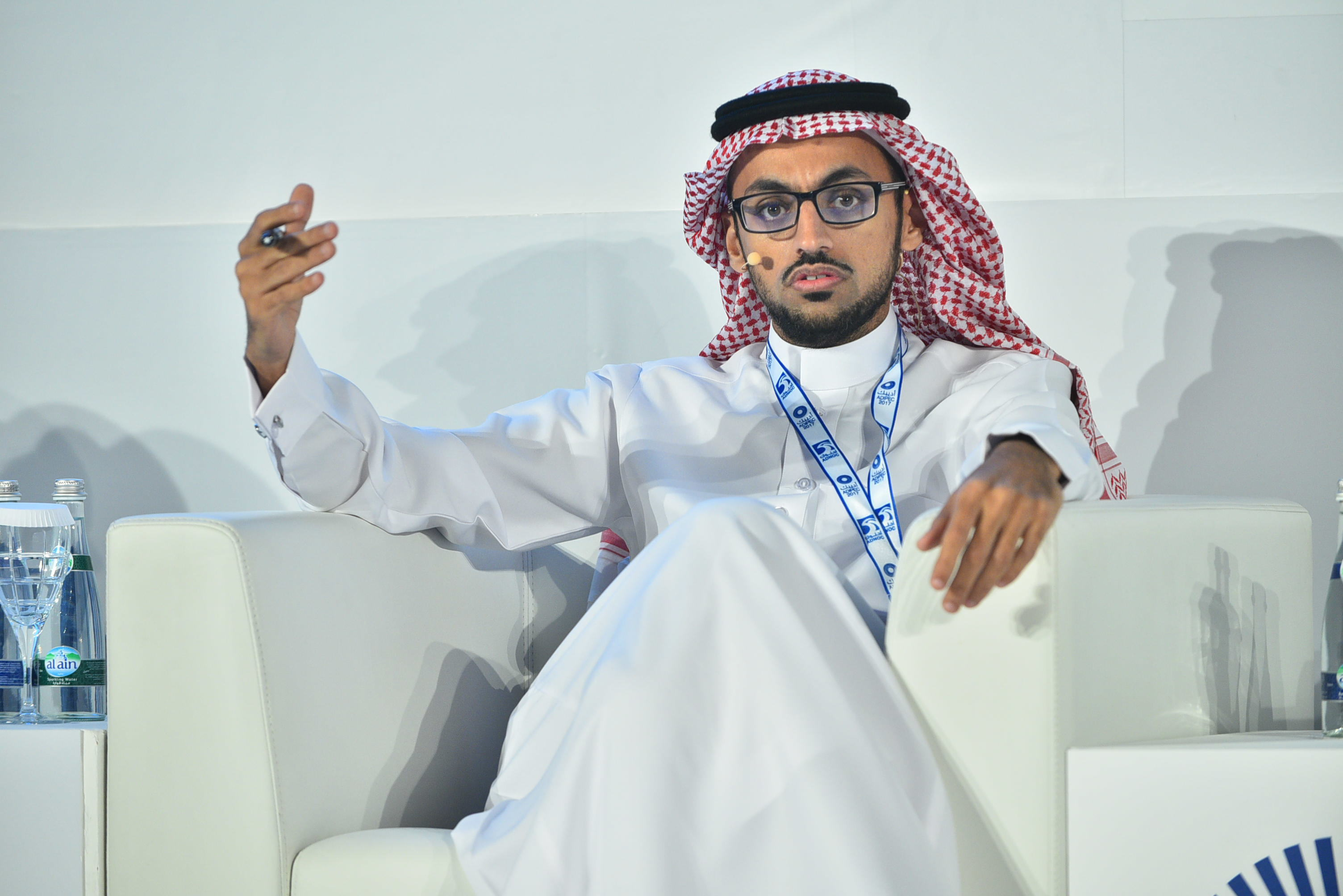 Ibrahim Al Shamrani, executive director of operations at Saudi Arabia's National Cyber Security Center