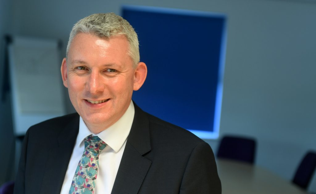 Roger Esson, decommissioning solution centre manager at the Oil and Gas Technology Centre