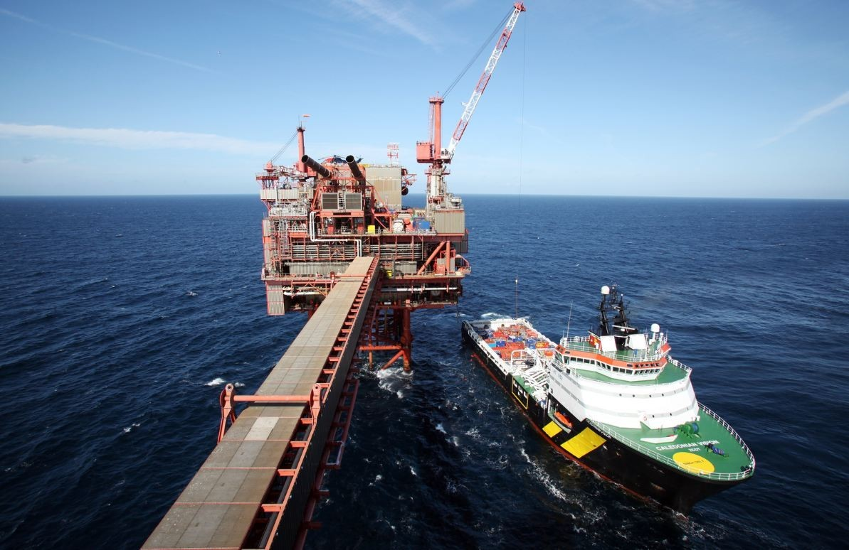 Chrysaor is one of the operators currently exploring platform electrification as a means of cutting operational emissions. Pic: Chrysaor's North Everest platform.