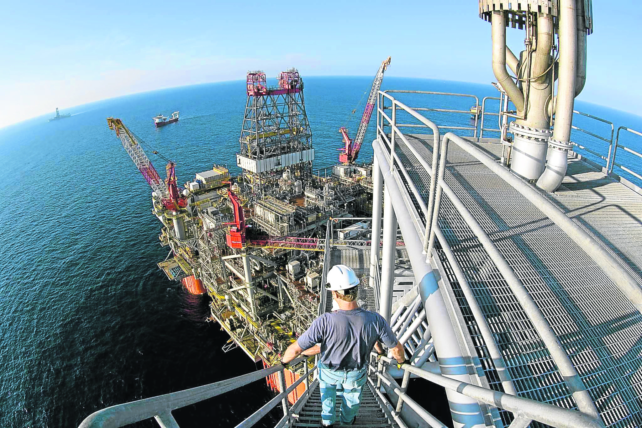 WorleyParsons is active with Saudi Aramco
