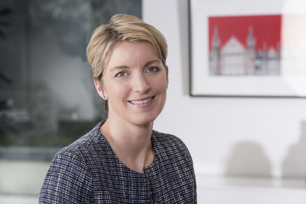 Clare Munro, Head of Energy and Infrastructure at Brodies LLP
