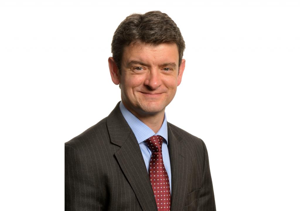 Richard Cockburn, partner at transatlantic law firm Womble Bond Dickinson