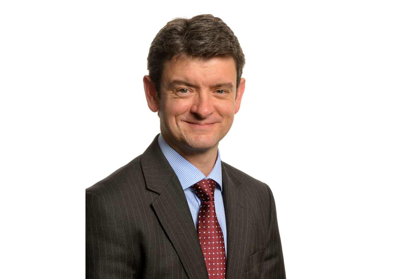 Richard Cockburn, partner at transatlantic law firm Womble Bond Dickinson