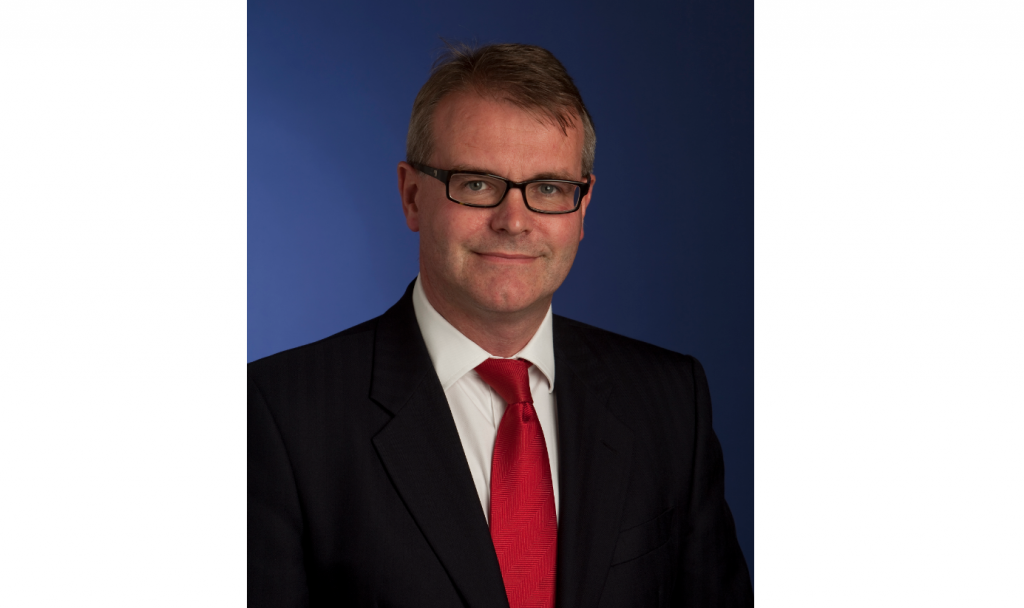 Alan Kennedy, UK Head of Oilfield Services for KPMG