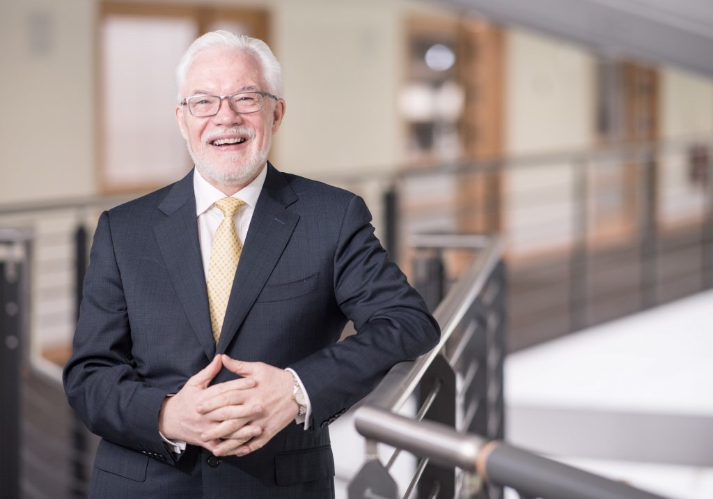 Dr Patrick O'Brien, CEO of ITF, Aberdeen. Picture by Michal Wachucik / Abermedia