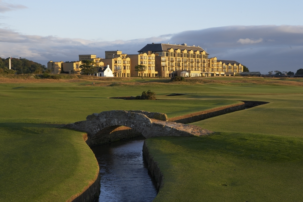 Old Course Hotel, Golf Resort and Spa, St Andrews